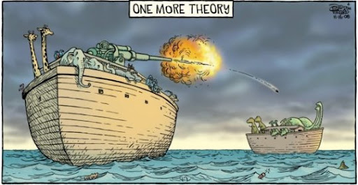 Ещё одна теория эволюции...