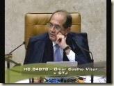 Ministro Gilmar Mendes. Inconstitucionalidade de execução de pena antes do trânsito em julgado da decisão.