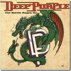Album lançado após a reunião da formação mais clássica do Deep Purple - MK II.