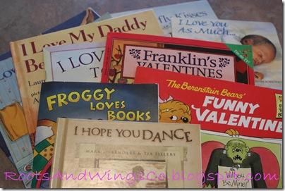 valentine books 2