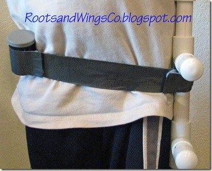 Duct Tape ammo and shooter belt