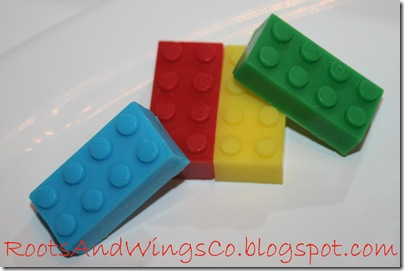 lego soap 18