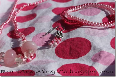 pink and pink jewelry 1