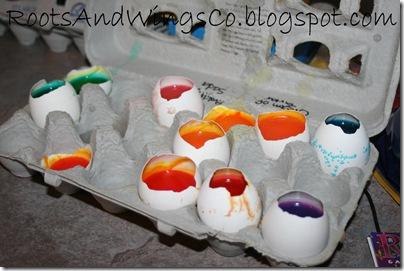 easter egg geodes 1