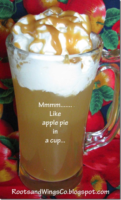 caramel Apple drink