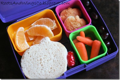 lunches orange a