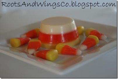 candy corn jello d