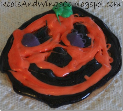 halloween cookie decorating b