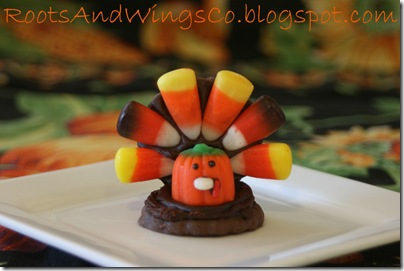 thanksgiving turkey cookie d