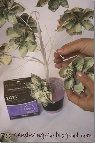 teacher appreciation money tree m