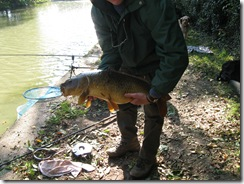 IMG_0119 Carp weighing 16lbs Marsworth