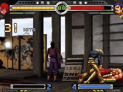 snk versus capcom ultimate mugen 3rd battle edition