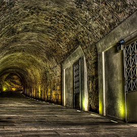 Tunnel by Sergios Georgakopoulos - Buildings & Architecture Other Interior