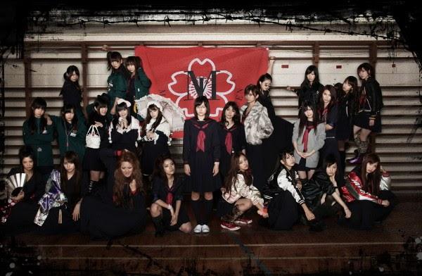 AKB48 总动员︱马路须加学园日剧总结︱真假学园《マジすか学园斗六環球技術學院