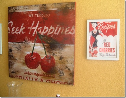 Vintage Cherry Poster 008