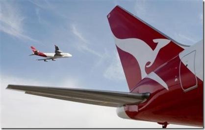 qantas stock australia stock dividend