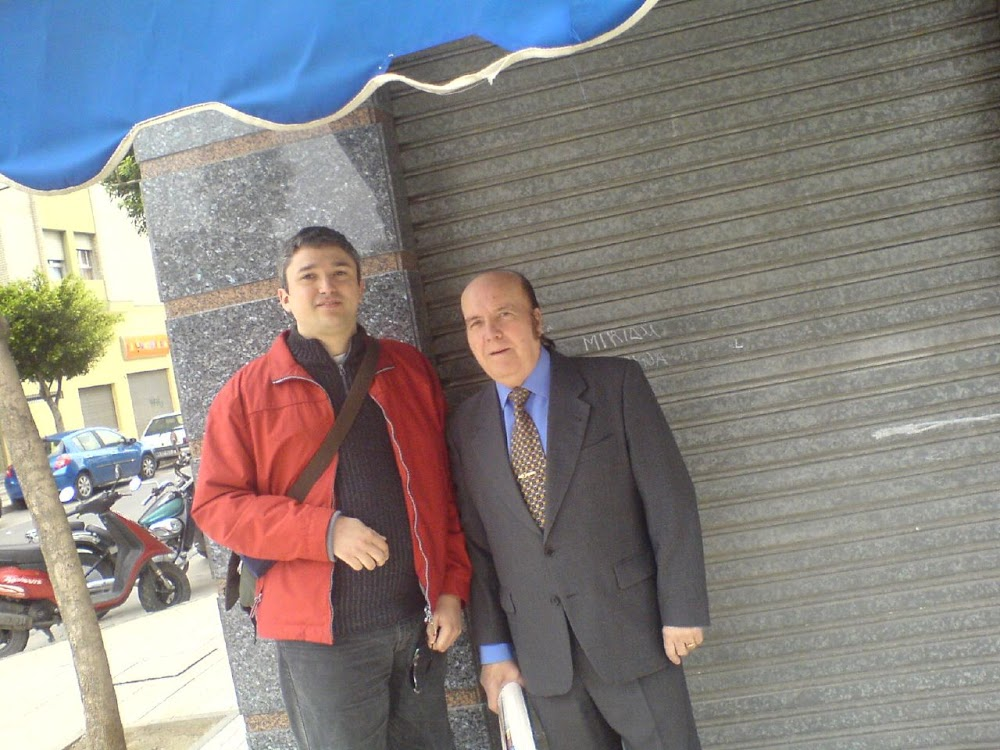Chiquito de la Calzada: CC fan photo by <a href='http://www.flickr.com/photos/funyskywalker/'>funyskywalker</a>