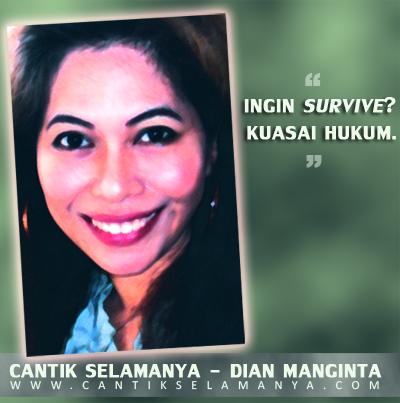 Cantik Selamanya - Dian Manginta www.cantikselamanya.com