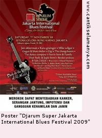Djarum Super Jakarta International Blues Festival 2009