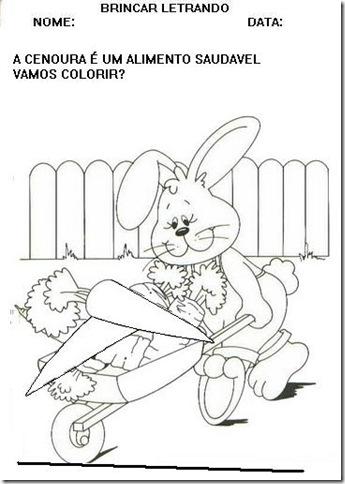 aTV coelho com cenoura