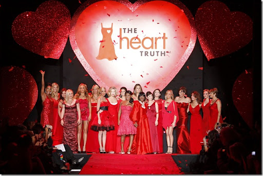 as the national symbol for women and heart disease awareness in 2002 to