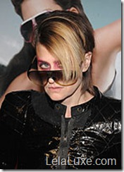 singer peaches  at Launch of Carrera Vintage Sunglasses at Angel Orensanz Foundation