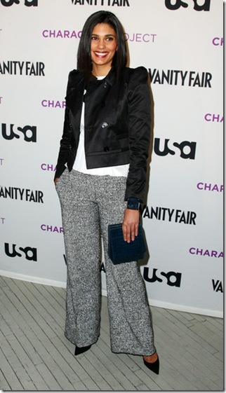 Rachel Roy at the USA Network Vanity Fair American Character Book by Tom Brokaw Launch