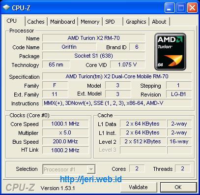 CPU-Z 1.53.1