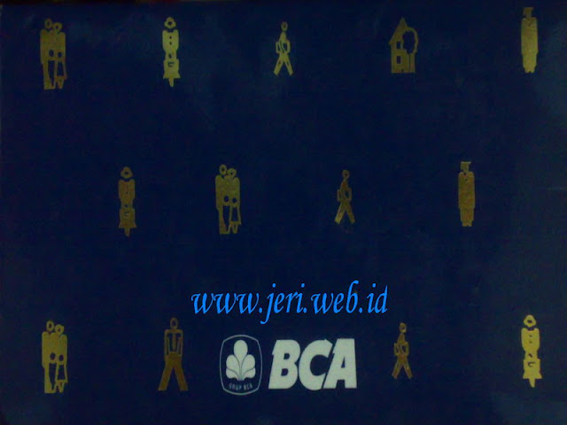 Verifikasi Paypal Via Bank BCA