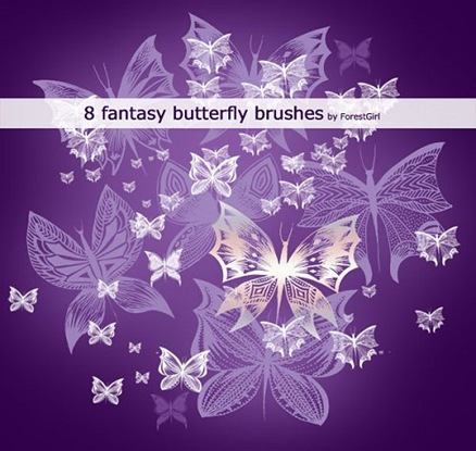 butterfly_brushes
