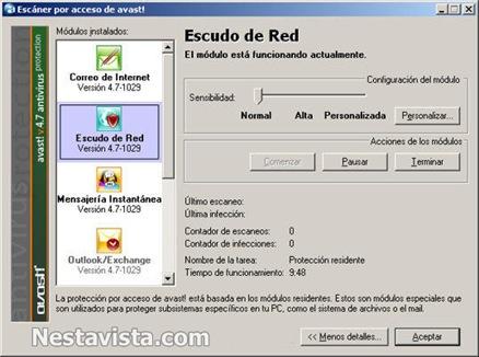 Avast! 4.8.1335 Home Edition