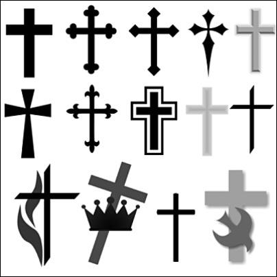 tatuajes cristianos. 3) Simbolos Cristianos I