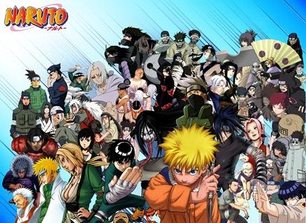Naruto online, Ver capitulos de Naruto gratis