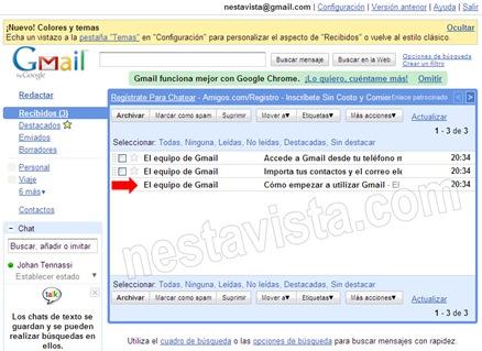 correo gmail 4