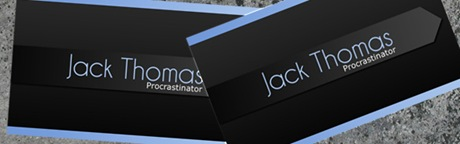 psd-fluorescent-business-card