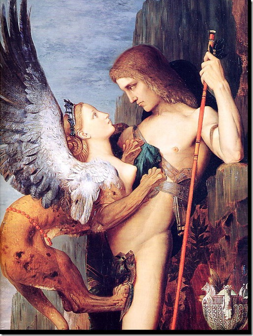 oedipus-and-the-sphinx-gustave-moreau