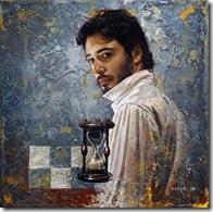El Tiempo. Self-portrait