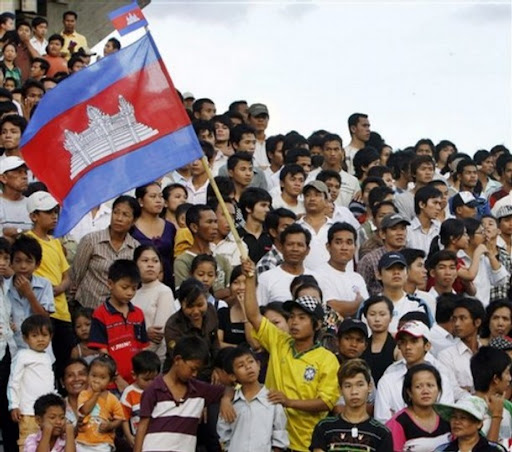 People of Cambodia Khmer