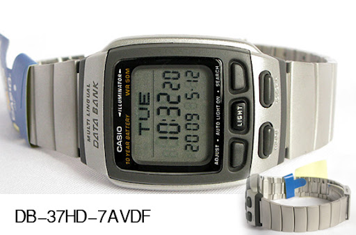 Casio Data Bank : db-37hd