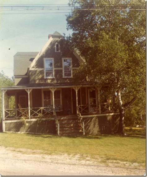 Our cottage 1964