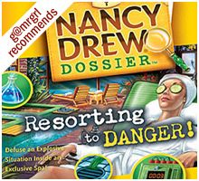 Nancy Drew: Resorting To Danger