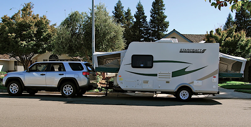 Towing experiences with your 5th Generation