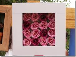 Artesanato - Quadro de Rosas