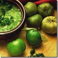 Tomatillo Toma Verde