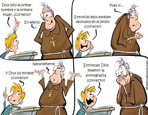 Humor gráfico sobre las religiones y dioses - Página 5 Diosporno3