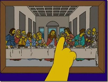 simpsonssupper