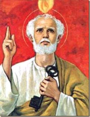 Simon Pedro Ateismo