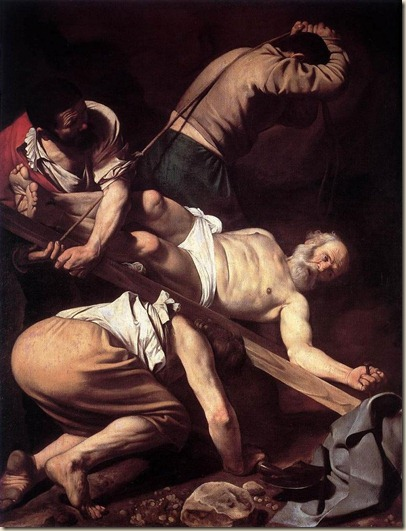 Caravaggio_Crucifixion_San_Pedro_ateismo