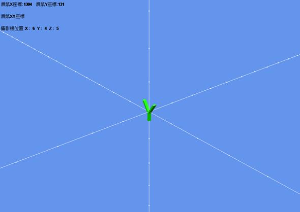 XNA在Y軸呈現
