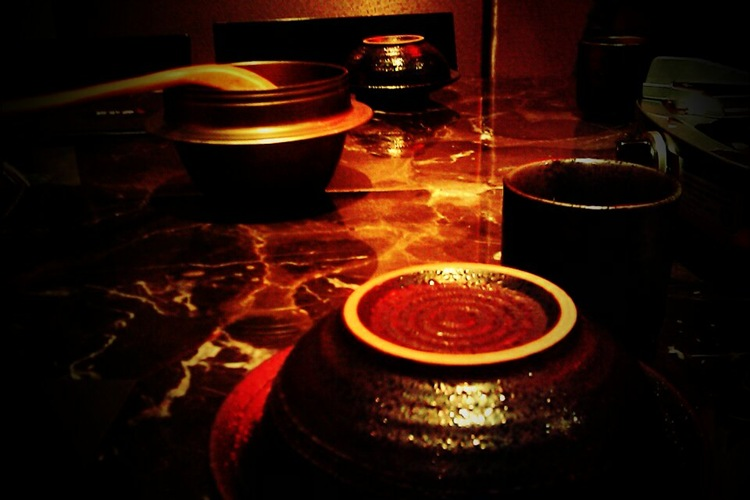 台中燒酒雞 擺盤